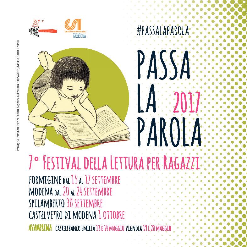 Passalaparola2017_programma