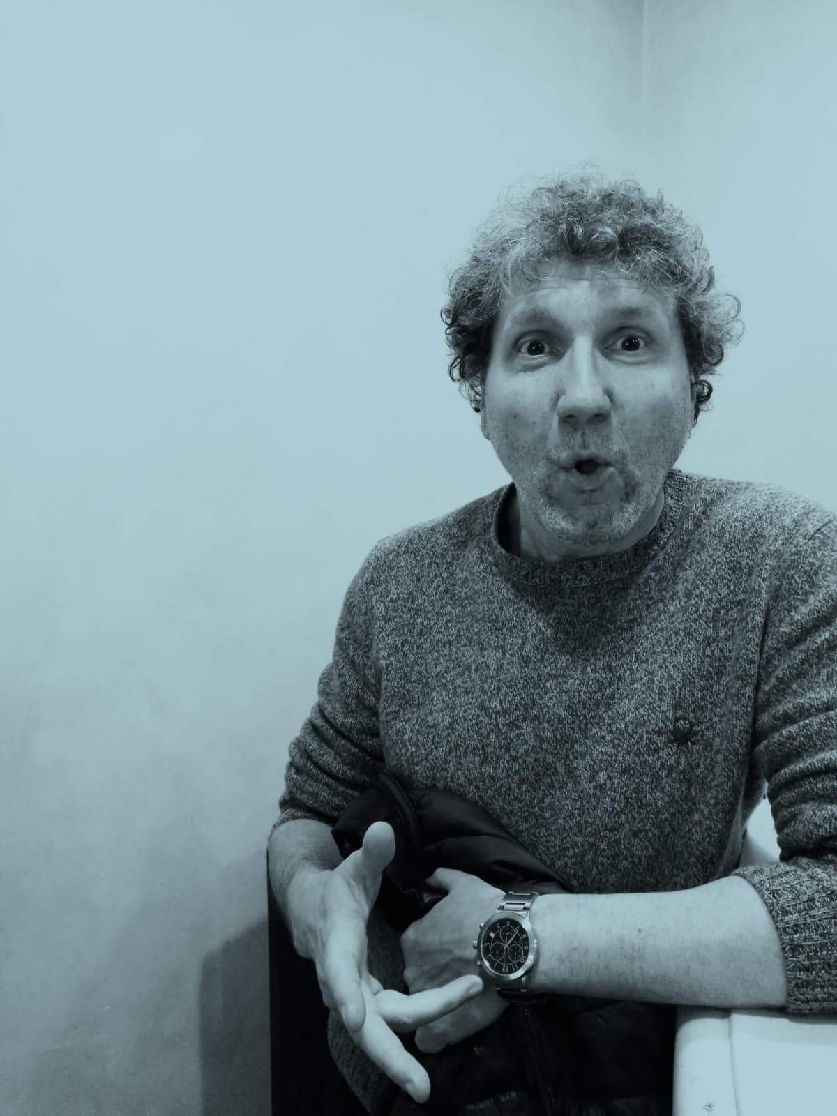Laboratorio di scrittura per emozioni con Antonio Ferrara