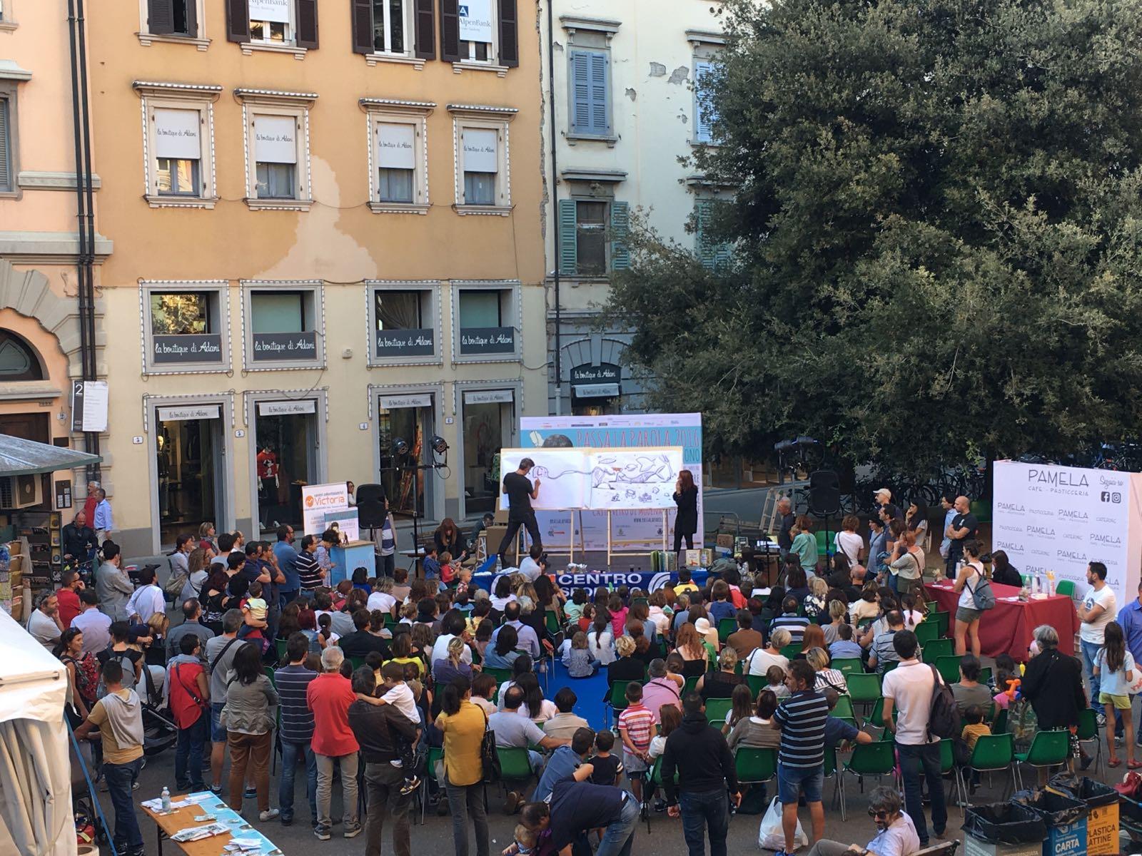 Modena accoglie il Festival Passa la Parola!